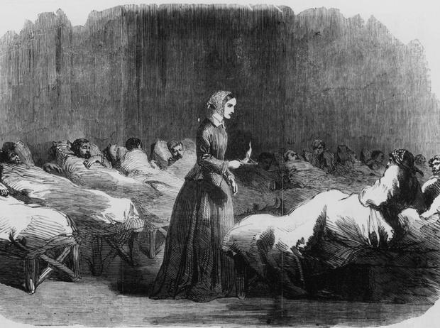 Фото №3 - Ангел милосердия по имени Флоренс: как британская аристократка спасла сотни жизней