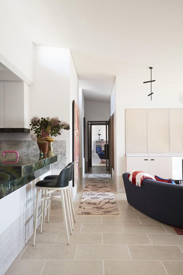 Фото №2 - Яркая квартира в Сиднее