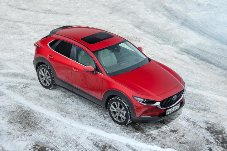 Фото №1 - Mazda CX-30: модель минус-сайз