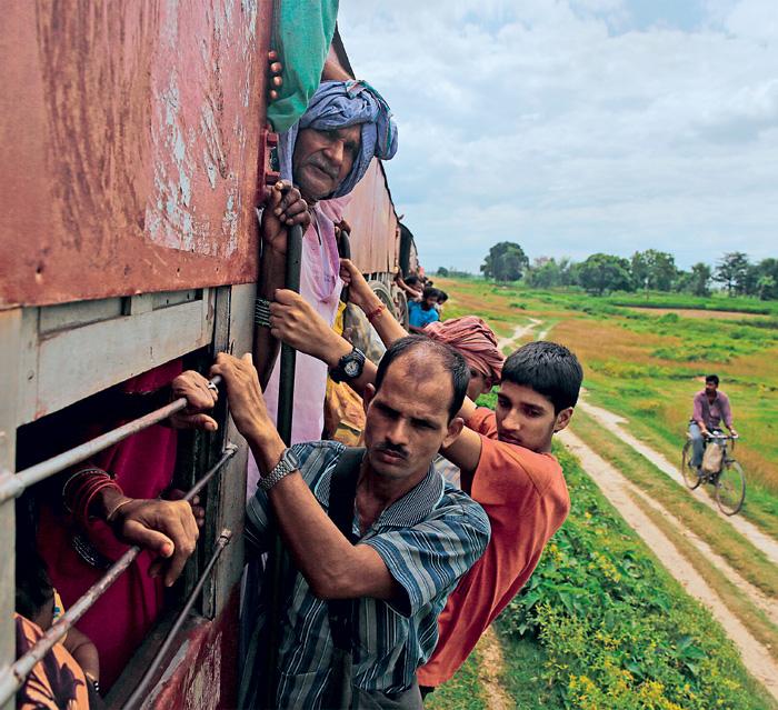 Фото №8 - Прибытие поезда: фоторепортаж из Непала