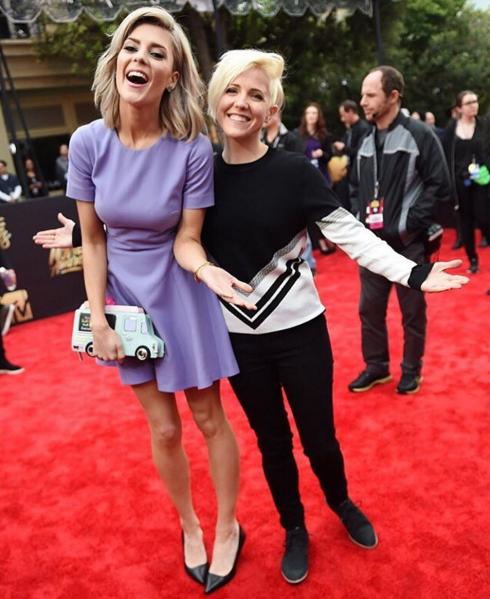 Фото №14 - Звездный Инстаграм: MTV Movie Awards 2016