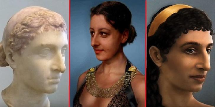 Фото №10 - Как выглядели бы в реальной жизни знаменитые статуи