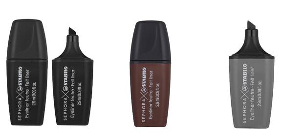 Фото №3 - Sephora x Stabilo: коллекция лайнеров для глаз в виде маркеров