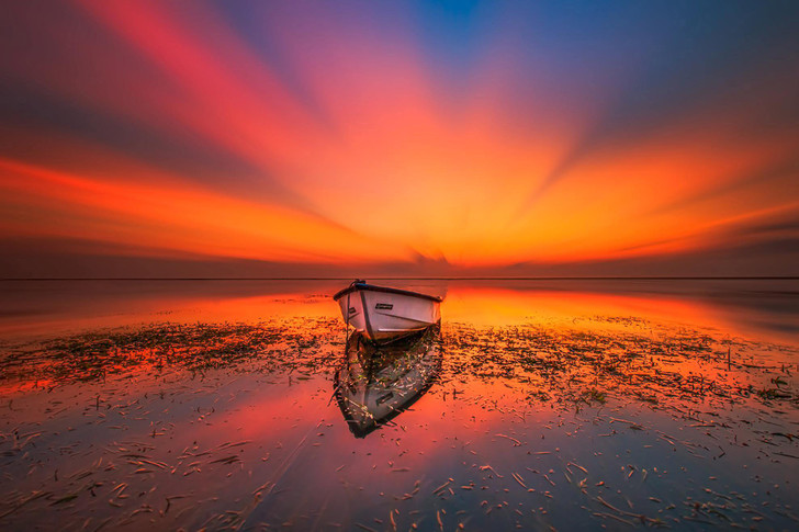 Фото №1 - Рассвет на Бали