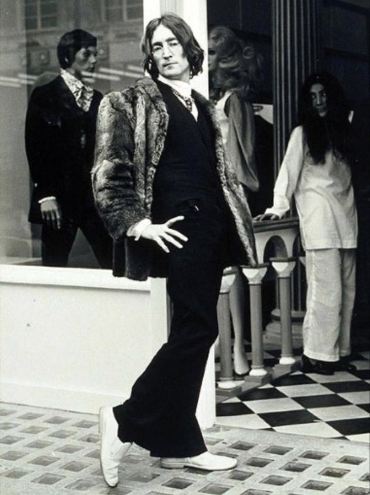 Фото №3 - Дорогой Джон: факты о Джоне Ленноне