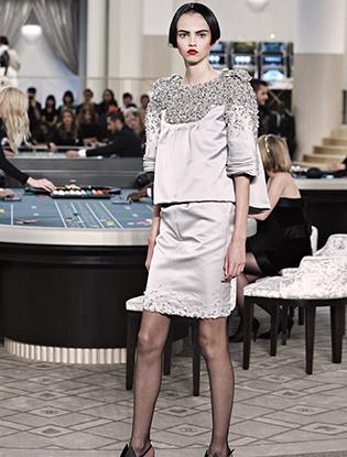 Фото №33 - Неделя Высокой моды в Париже: Chanel FW2015/16