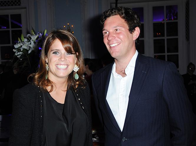 Фото №2 - Принцесса Евгения и Джек Бруксбэнк: 10 вдохновляющих фактов о королевской паре