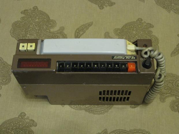 Фото №1 - Как в Советском Союзе запустили первую в мире мобильную сеть