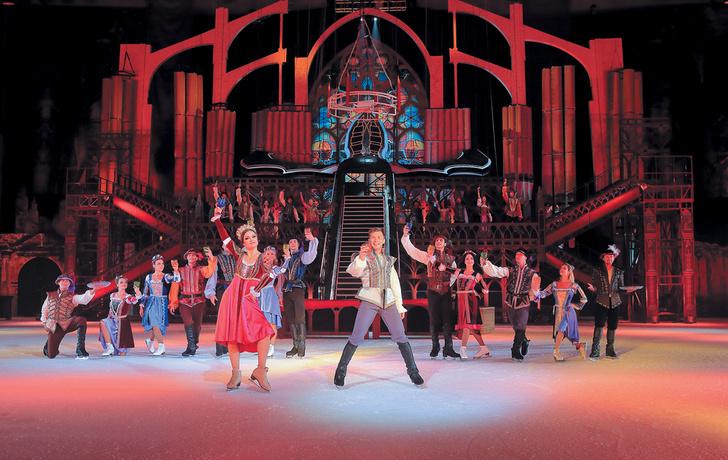 Фото №2 - В Москве пройдет «Ромео и Джульетта» Авербуха — самое успешное ледовое шоу в России