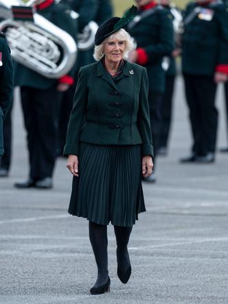 Фото №27 - Одним цветом: как королевские особы носят монохромные образы— 30 вдохновляющих примеров