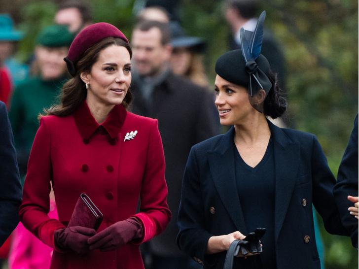 Фото №4 - Королевская привилегия, которой недавно лишилась герцогиня Кейт