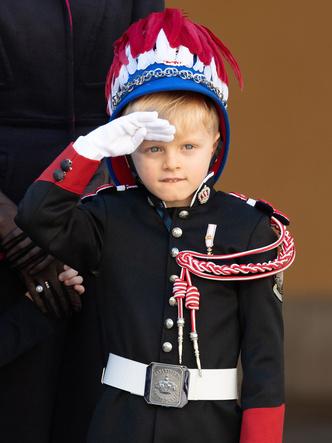 Фото №12 - Принц Жак и принцесса Габриэлла: шестой год в фотографиях