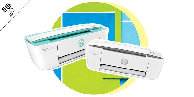 Фото №1 - Вещь дня: Суперпринтеры от HP