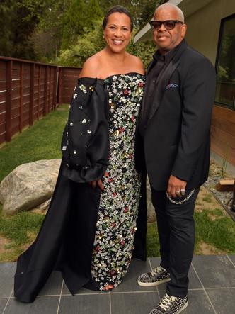 Фото №19 - «Оскар-2021»: самые красивые звездные пары церемонии