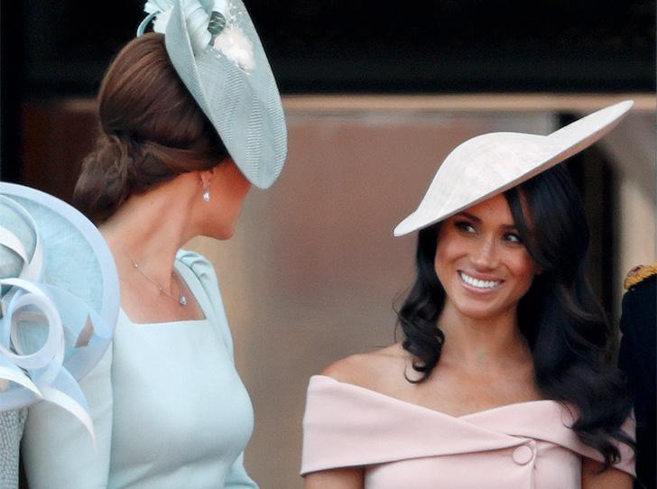 Фото №15 - Насколько герцогиня Меган уже сблизилась с королевской семьей