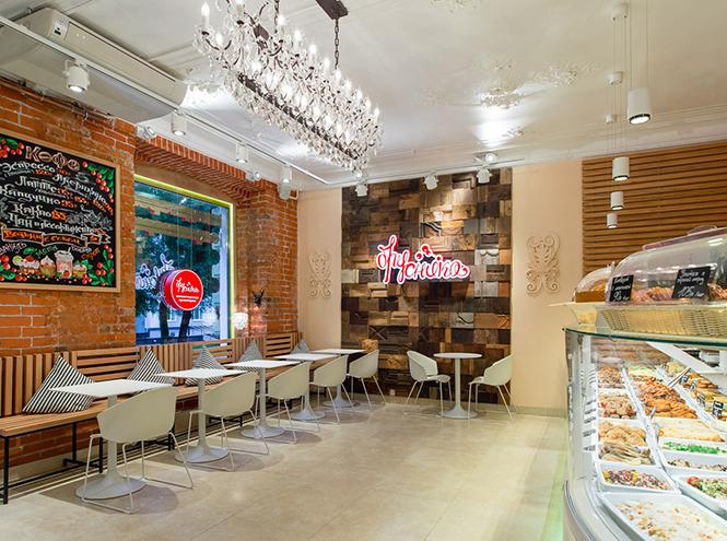 Фото №1 - «Брусника»: новое городское кафе на Большой Бронной