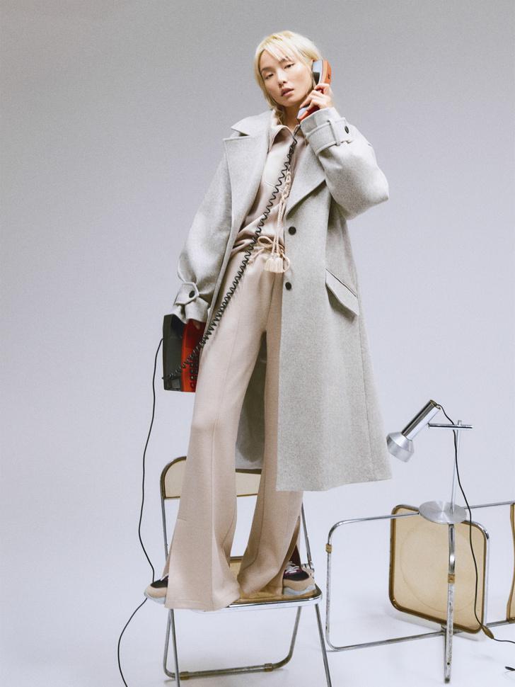 Фото №2 - Что носить в офис? 5 нескучных сочетаний из новой коллекции Claudie Pierlot