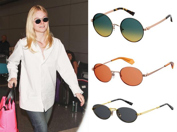 Фото №3 - Какие солнцезащитные очки носят актрисы, дизайнеры и монаршие особы