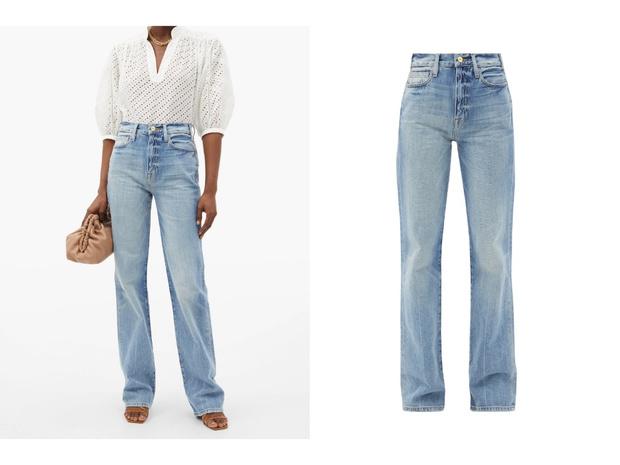 Фото №3 - У каких марок искать джинсы для высоких девушек?