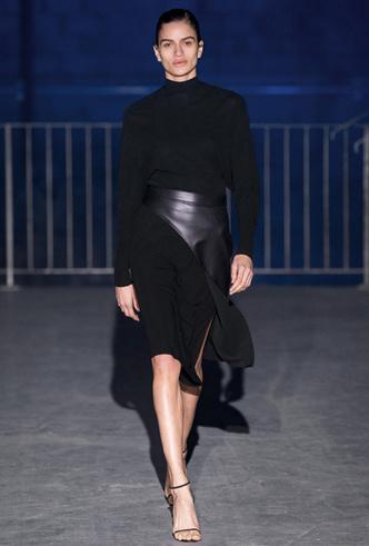 Фото №9 - Как носить баски и широкие пояса (и где искать самые модные)