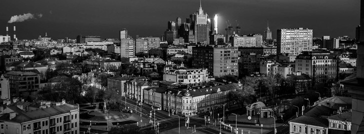 Фото №5 - «Пустая Москва»: фотовыставка о городе во время пандемии