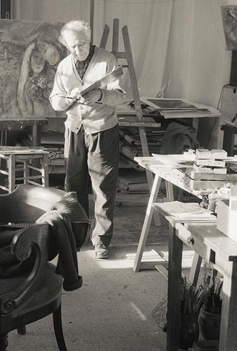 Фото №16 - Женщина судьбы: Белла Розенфельд в жизни и творчестве Марка Шагала