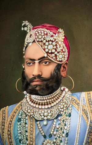 Фото №2 - Сокровища индийских князей: как выглядят самые роскошные украшения махараджей