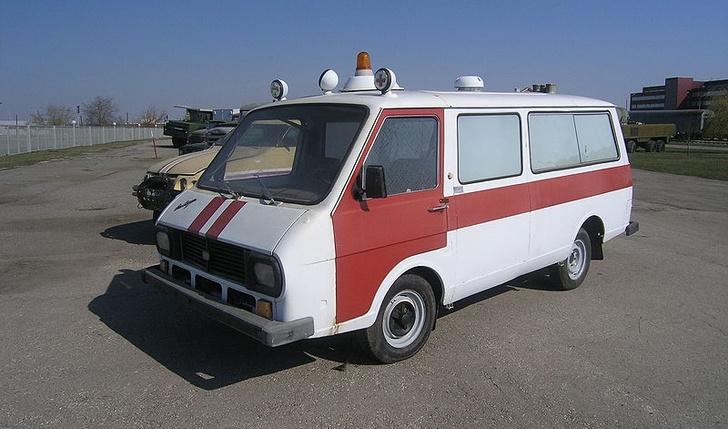 Фото №1 - Сделано не в России: автомобили из республик бывшего СССР