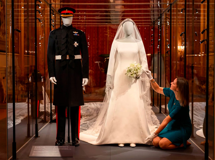Фото №5 - Какой момент королевской свадьбы Меган будет помнить всю жизнь