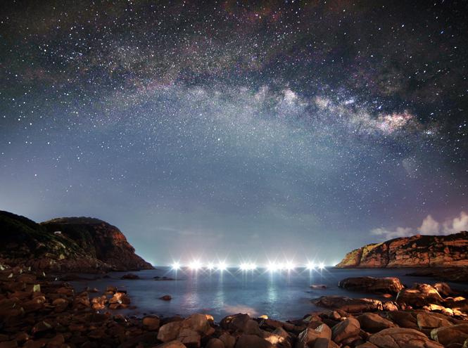 Фото №8 - Звездная карта: самые красивые фото ночного неба