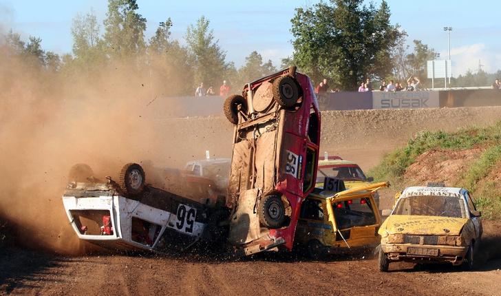 Фото №2 - Самые сумасшедшие гонки на выживание