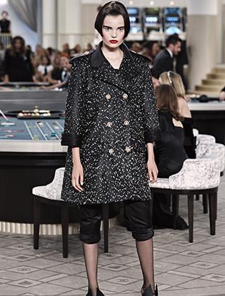 Фото №37 - Неделя Высокой моды в Париже: Chanel FW2015/16