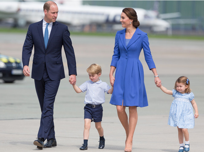 Фото №2 - Как мы узнаем о рождении третьего наследника герцогов Кембриджских