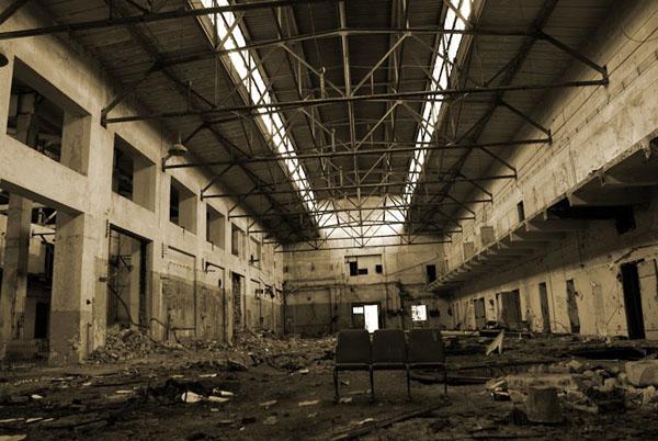 Фото №8 - С оглядкой на руины