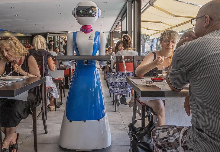 Фото №1 - В США роботов начали облагать налогами, но для людей это не очень хорошие новости