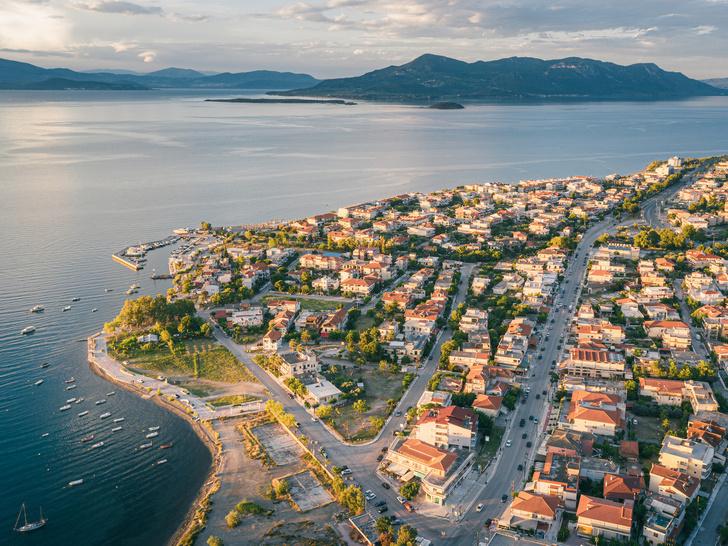 Фото №2 - 4 места в Греции, где идеально отдыхать семьей этим летом
