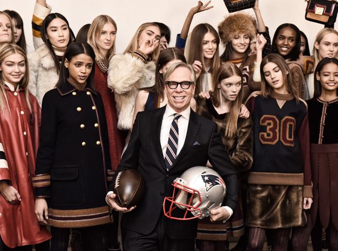 Фото №7 - История моды: как создавался Tommy Hilfiger