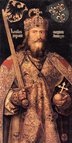 Фото №2 - Подарок на Рождество для Карла Великого