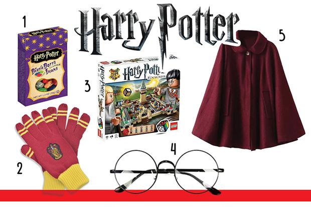Фото №1 - Топ-10: Подарки для фанатов «Гарри Поттера»