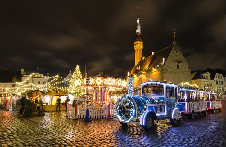 Фото №5 - 5 городов Европы, которые превращаются в сказку во время католического Рождества