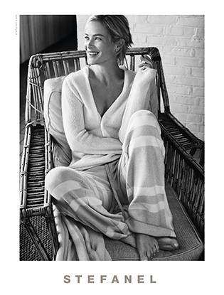 Фото №6 - Кэролин Мерфи - лицо рекламной кампании STEFANEL