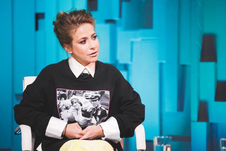 Фото №1 - Барановская рассказала, что не хочет быть сильной женщиной