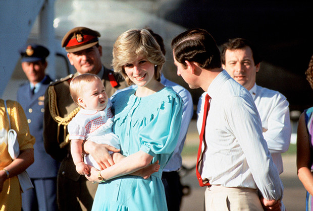 Фото №13 - Принц Уильям: история в фотографиях
