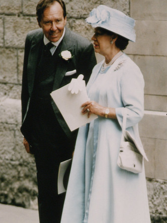 Фото №5 - Гордость женихов и невест: самые стильные мамы на королевских свадьбах