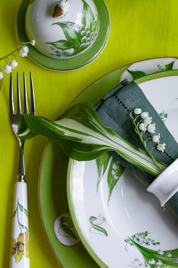 Фото №15 - Завтрак на траве: 10 правил красивой сервировки от Анны Муравиной