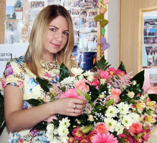Фото №8 - Самые очаровательные блондинки Белгорода