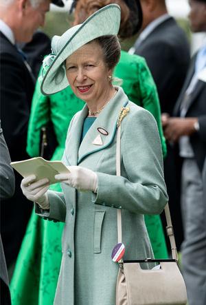 Фото №2 - Принцесса Анна – непризнанная икона стиля королевской семьи