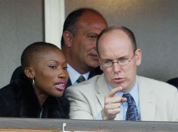 Фото №2 - Скандал в Монако: у князя Альбера обнаружилась еще одна внебрачная дочь
