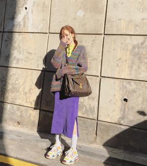 Фото №9 - В стиле Хёны: носим ретро и радуемся жизни