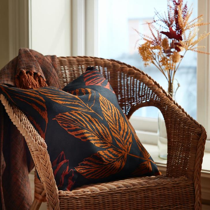 Фото №4 - Вопросы читателей: как создать осенью уют в доме